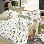 Комплект постельного белья Asabella 277-S (размер 1,5-спальный)