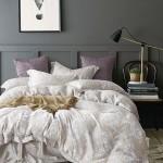Комплект постельного белья Asabella 305 (размер евро)