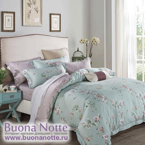 Комплект постельного белья Asabella 312 (размер евро)