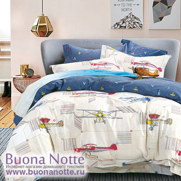 Комплект постельного белья Asabella 327-XS (размер 1,5-спальный)