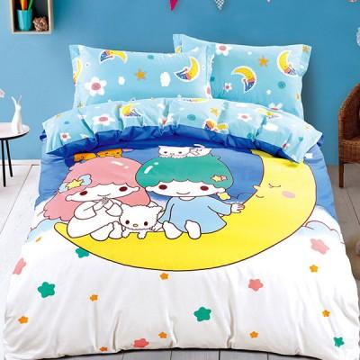 Комплект постельного белья Asabella 335-S (размер 1,5-спальный)