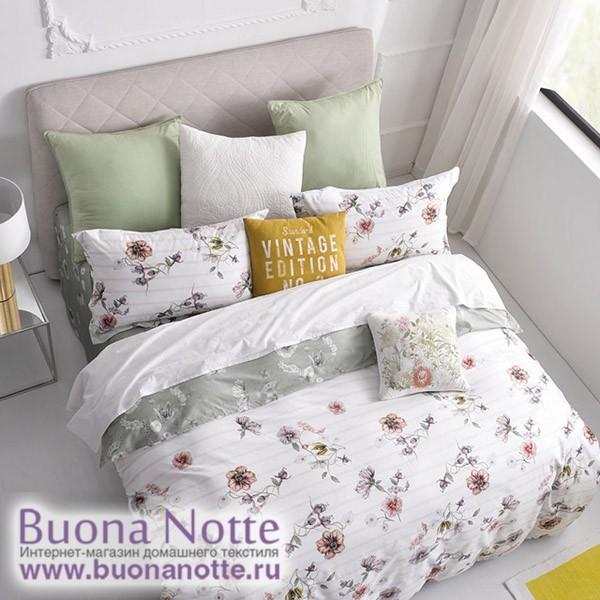 Комплект постельного белья Asabella 338 (размер евро)