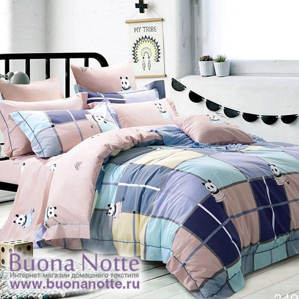 Комплект постельного белья Asabella 340-S (размер 1,5-спальный)