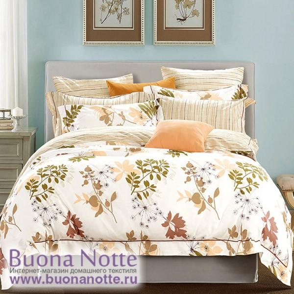 Комплект постельного белья Asabella 342 (размер евро-плюс)