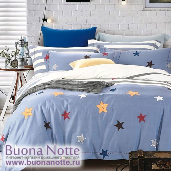 Комплект постельного белья Asabella 346 (размер евро)