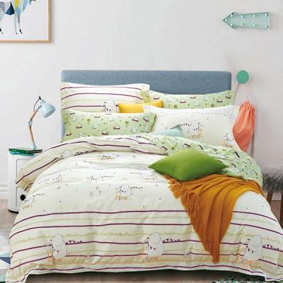Комплект постельного белья Asabella 352-S (размер 1,5-спальный)