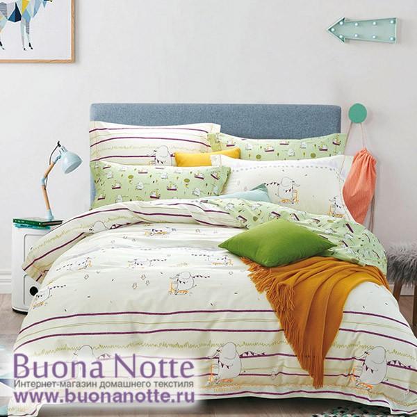 Комплект постельного белья Asabella 352-XS (размер 1,5-спальный)