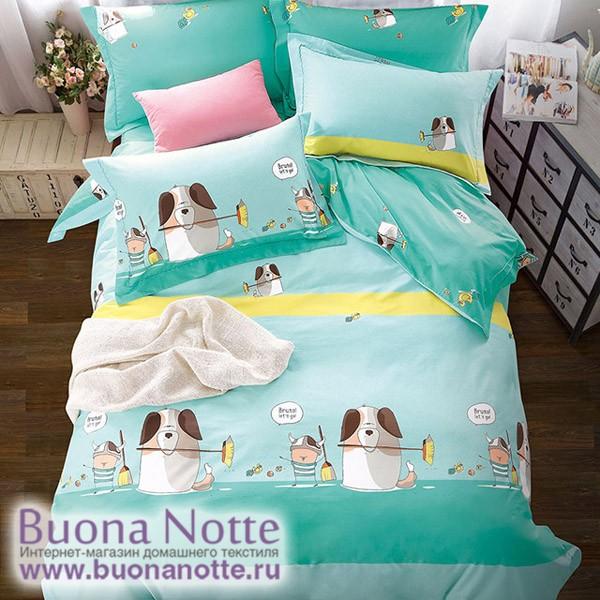 Комплект постельного белья Asabella 360-S (размер 1,5-спальный)