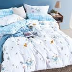 Комплект постельного белья Asabella 365-S (размер 1,5-спальный)