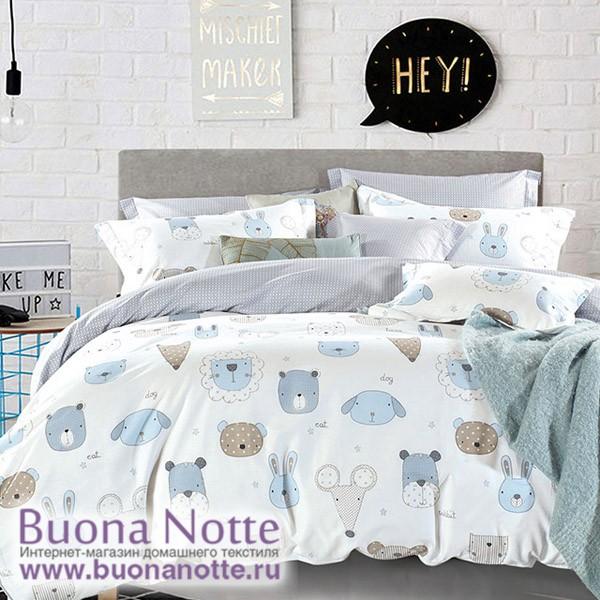 Комплект постельного белья Asabella 368-XS (размер 1,5-спальный)