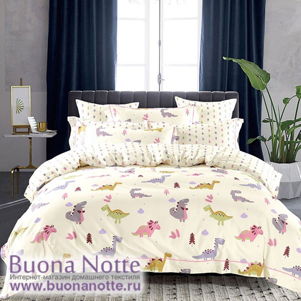 Комплект постельного белья Asabella 369-XS (размер 1,5-спальный)