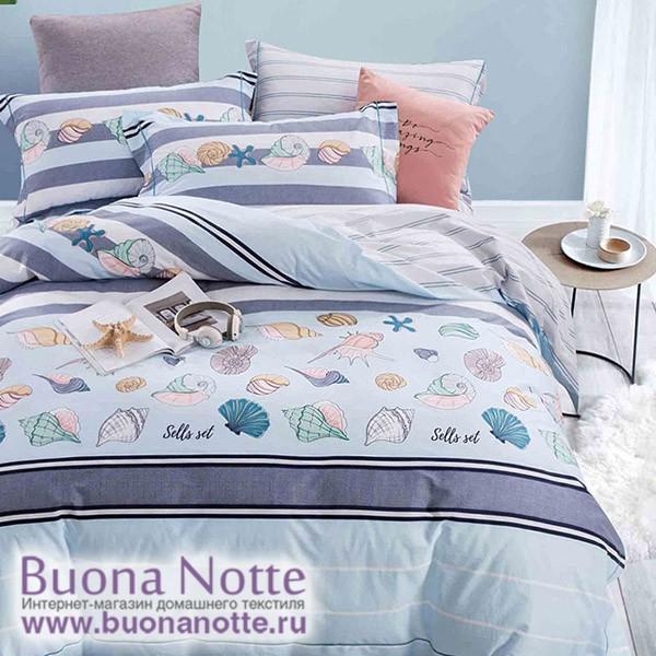 Комплект постельного белья Asabella 372 (размер евро)