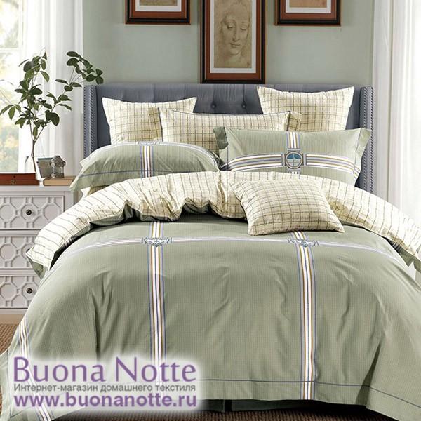 Комплект постельного белья Asabella 386 (размер евро)