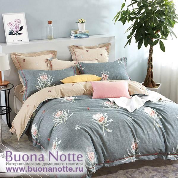 Комплект постельного белья Asabella 393 (размер евро)