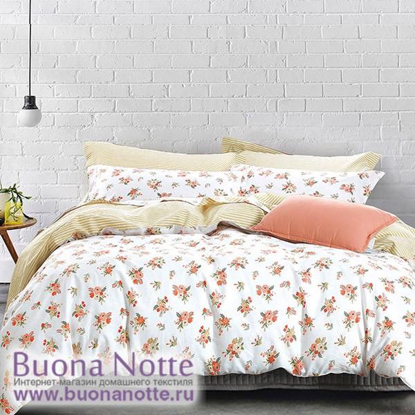 Комплект постельного белья Asabella 402 (размер евро)