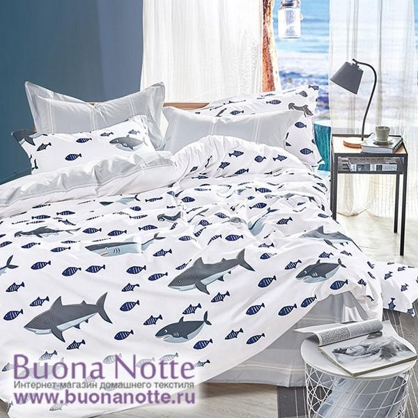 Комплект постельного белья Asabella 403 (размер евро)