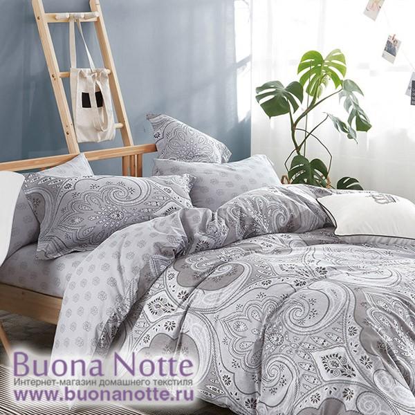 Комплект постельного белья Asabella 404 (размер евро)