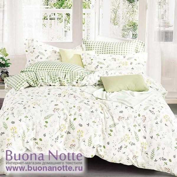 Комплект постельного белья Asabella 407 (размер 1,5-спальный)