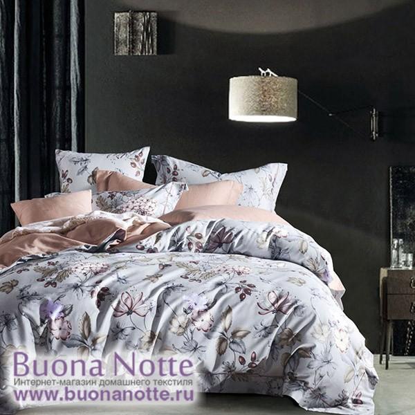 Комплект постельного белья Asabella 420 (размер евро)