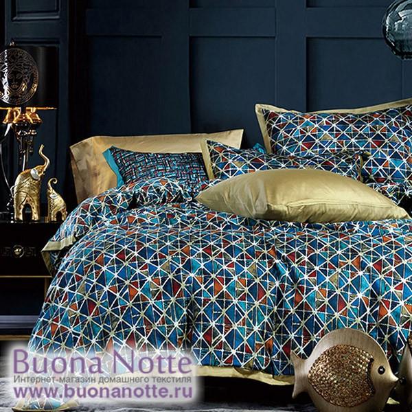 Комплект постельного белья Asabella 422 (размер евро)