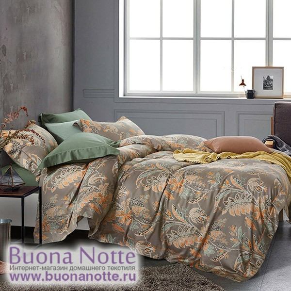 Комплект постельного белья Asabella 423 (размер семейный)