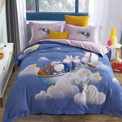 Комплект постельного белья Asabella 439 (размер евро-плюс)
