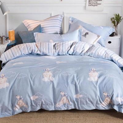 Комплект постельного белья Asabella 441-XS (размер 1,5-спальный)