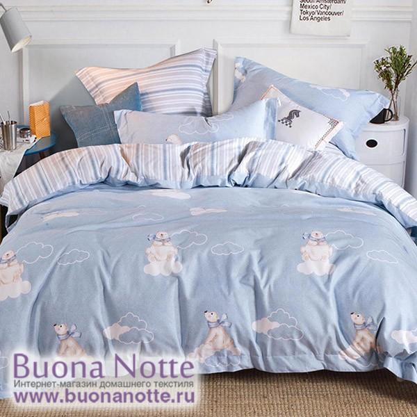 Комплект постельного белья Asabella 441-S (размер 1,5-спальный)