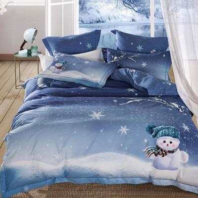 Комплект постельного белья Asabella 443 (размер евро-плюс)
