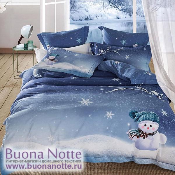 Комплект постельного белья Asabella 443 (размер евро)