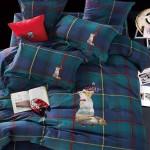 Комплект постельного белья Asabella 449 (размер евро)