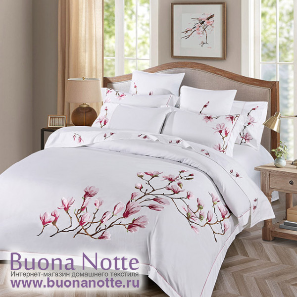 Комплект постельного белья Asabella 475 (размер евро)