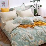 Комплект постельного белья Asabella 484 (размер евро)