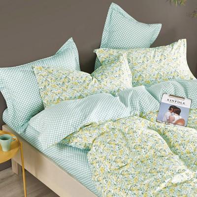 Комплект постельного белья Asabella 491 (размер евро-плюс)