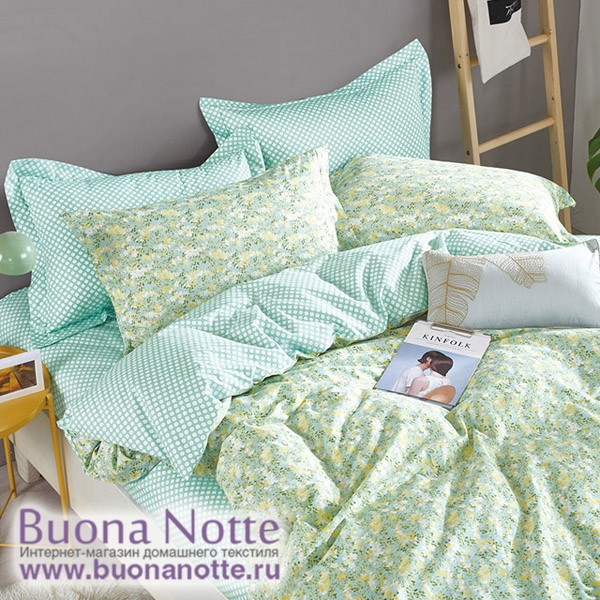 Комплект постельного белья Asabella 492 (размер евро)