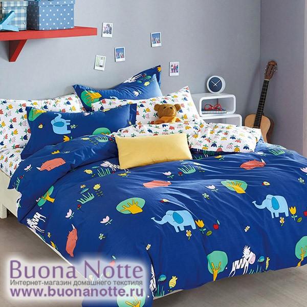 Комплект постельного белья Asabella 493-S (размер 1,5-спальный)