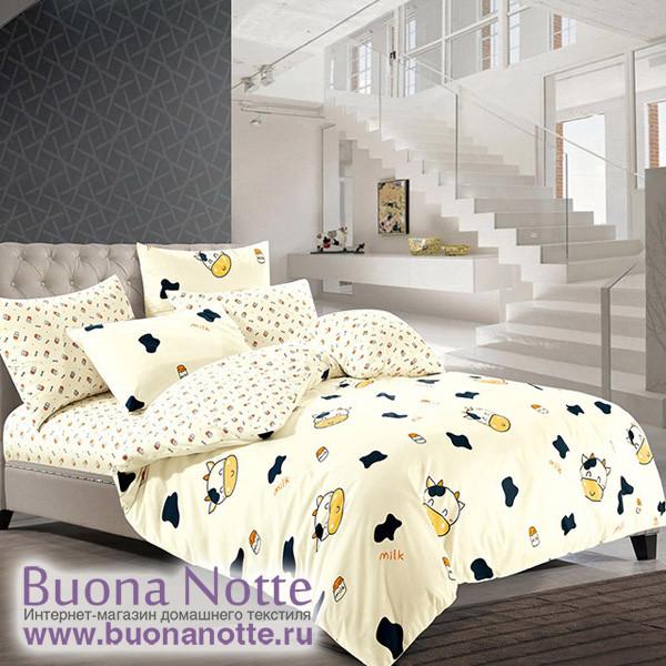 Комплект постельного белья Asabella 540-XS (размер 1,5-спальный)