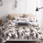 Комплект постельного белья Asabella 550 (размер евро)