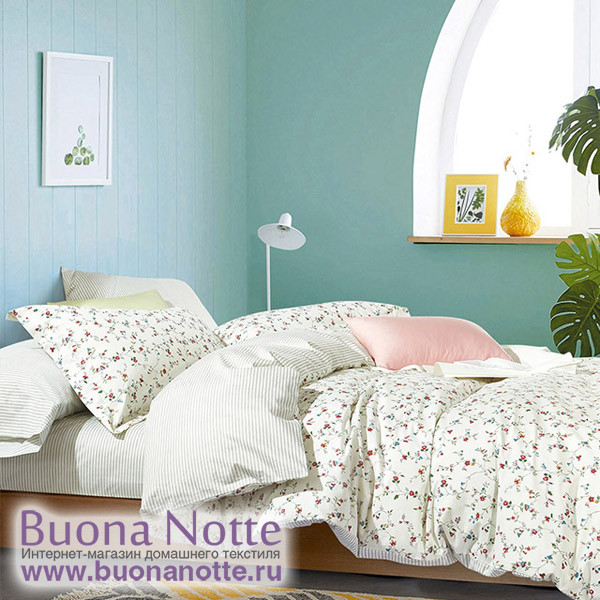Комплект постельного белья Asabella 553-S (размер 1,5-спальный)