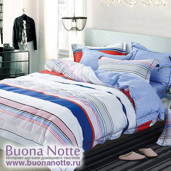 Комплект постельного белья Asabella 566 (размер евро)