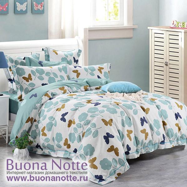 Комплект постельного белья Asabella 573 (размер евро)
