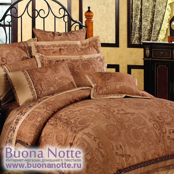 Комплект постельного белья Asabella 574 (размер евро)