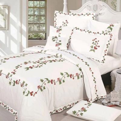 Комплект постельного белья Asabella 595 (размер евро-плюс)