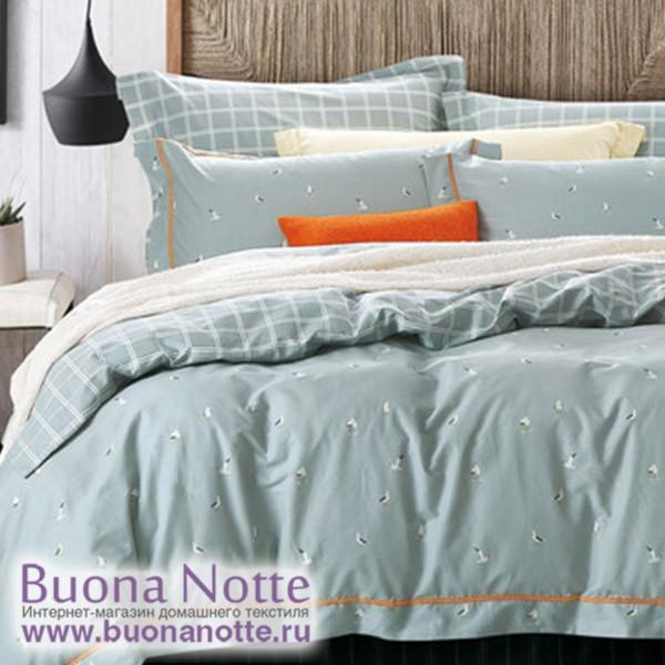 Комплект постельного белья Asabella 976-4S (размер 1,5-спальный)