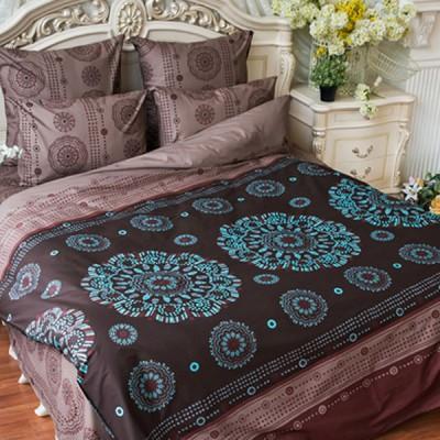 Постельное белье Balimena бязь Alanis (размер 1,5-спальный, нав.50х70 см)