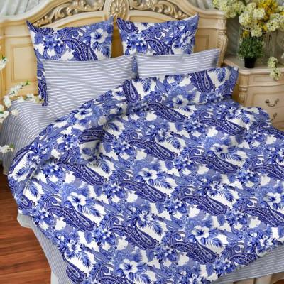 Постельное белье Balimena бязь Blue night (размер 2-спальный, нав.50х70 см)