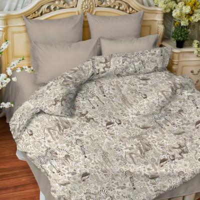 Постельное белье Balimena бязь Crazy birds (размер 1,5-спальный, нав.50х70 см)