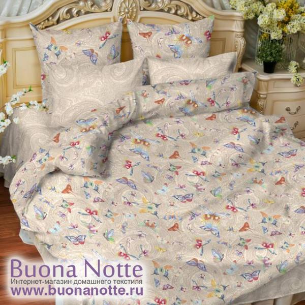 Постельное белье Balimena бязь Fauna (размер 2-спальный, наволочки 50х70 см)