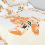 Постельное белье Balimena бязь Koda (размер 1,5-спальный, наволочки 50х70 см)