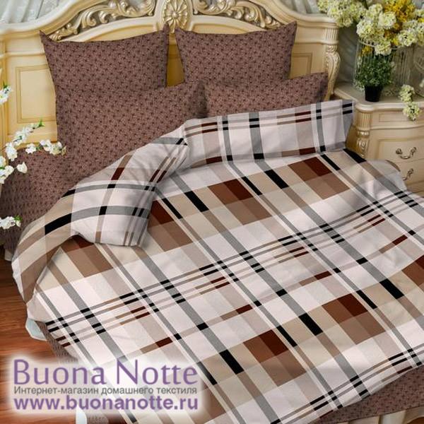 Постельное белье Balimena бязь Nocturn (размер Евро, наволочки 50х70 см)